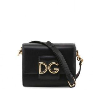 Dolce&Gabbana Leder Umhängetasche Damen