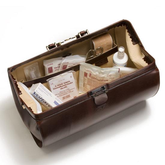 Leder Arzttasche