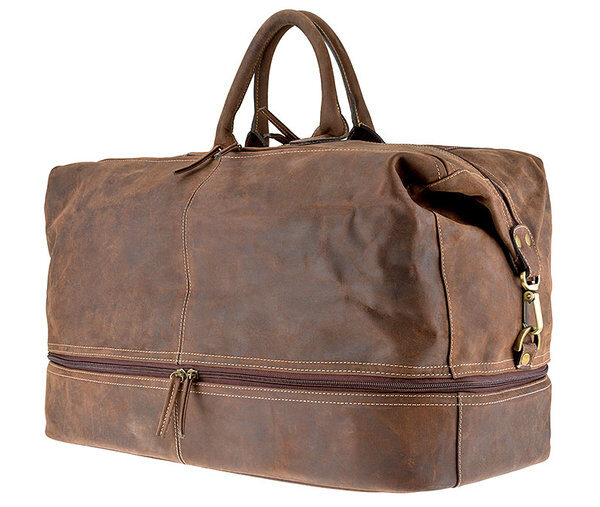 Alpenledere Reisetasche