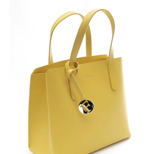 FURLA Sally Leder Handtasche