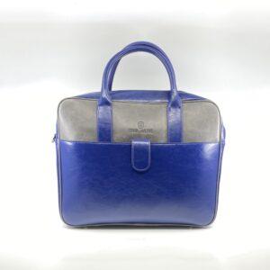Louis MARQUIS Aktentasche blau