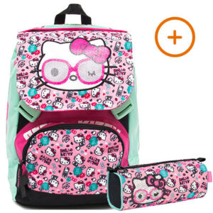HELLO KITTY Rucksack Set