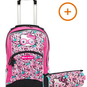 HELLO KITTY Trolley Rucksack