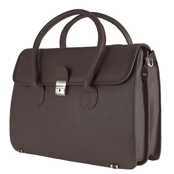 Alpenleder Businesstasche Laptoptasche Damen