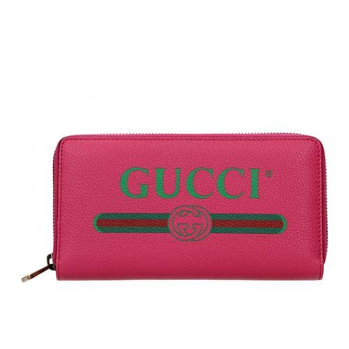 Gucci Damen Leder Geldbörse