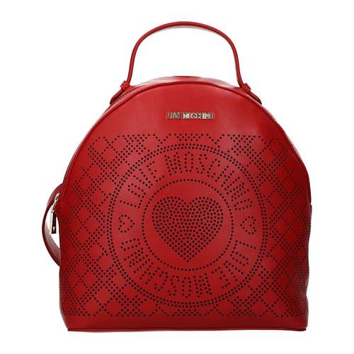 Love Moschino Rucksack Rot