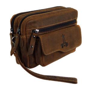 Herren Tasche Vintage Buffalo