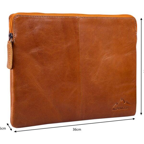 Alpenleder MacBook iPad Leder